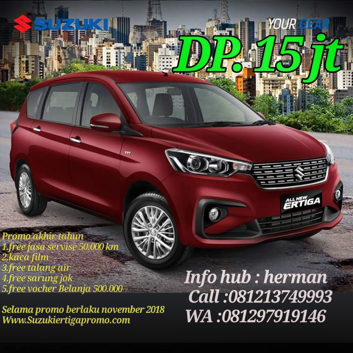 promo hot deal ertiga