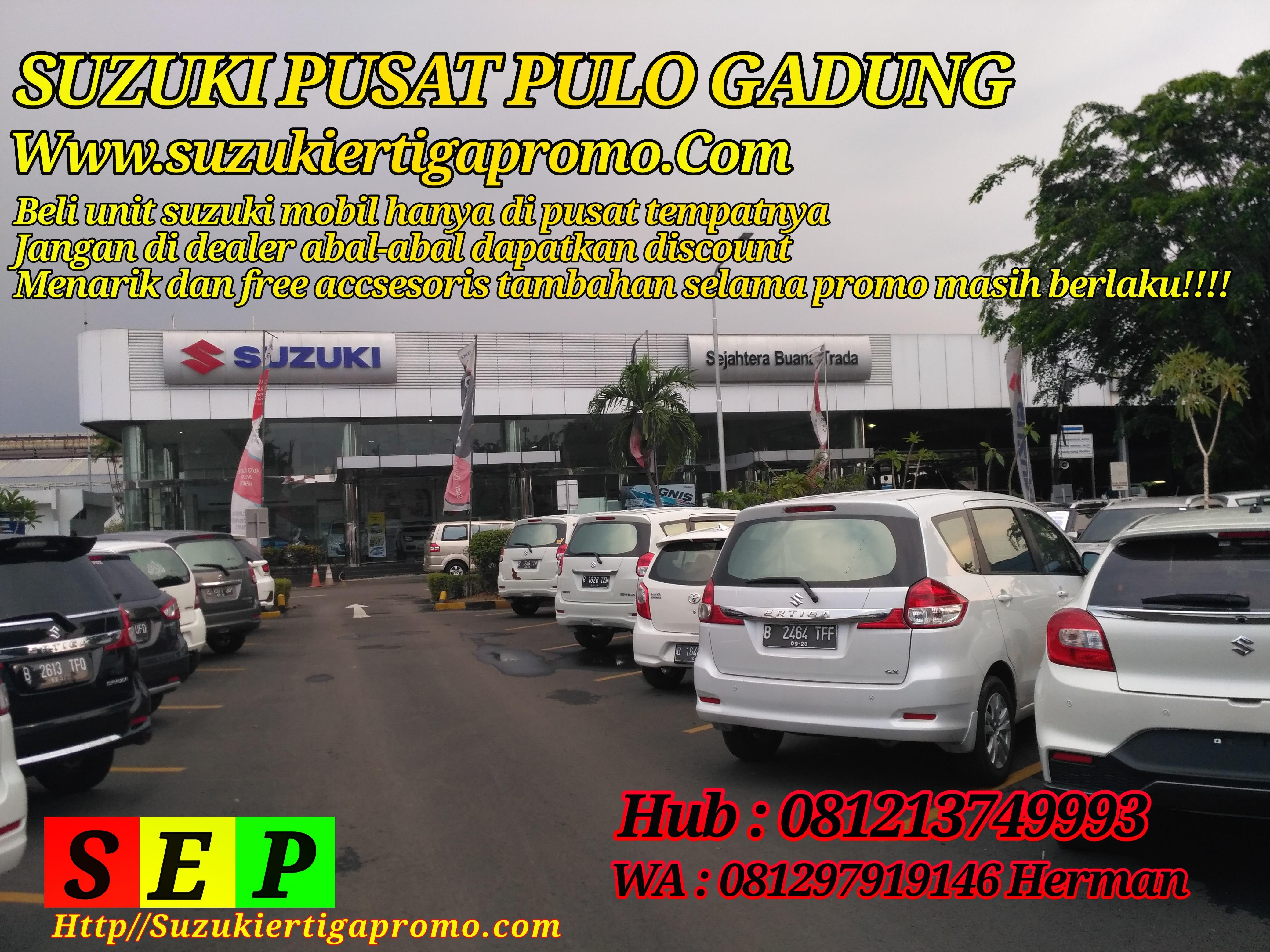 suzuki pusat indonesia