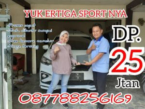 PROMO ALL NEW ERTIGA SPORT