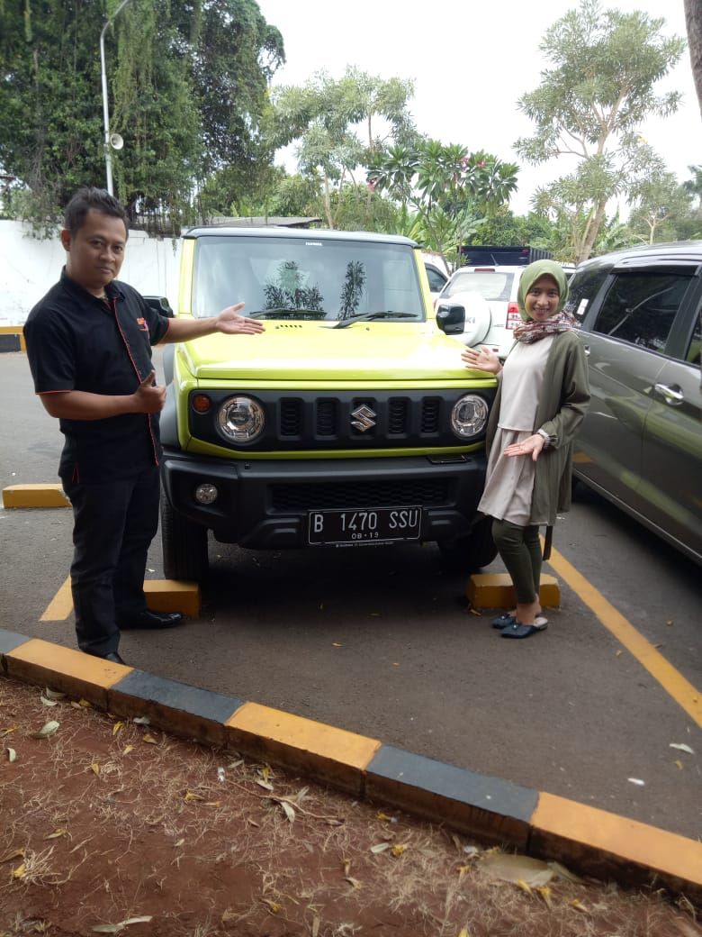DELIVERY NEW JIMNY