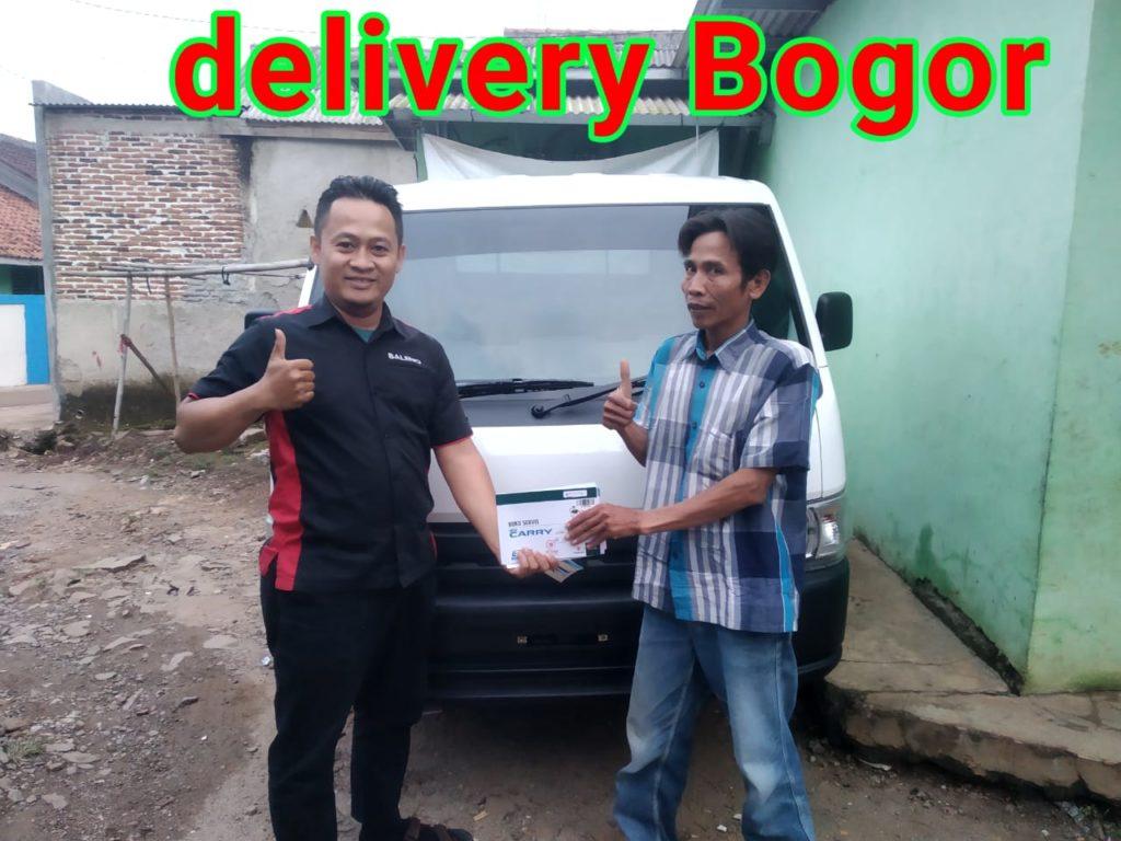 delivery bogor