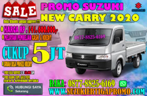 PROMO CARRY & XL 7 ANTI BADAI 2020