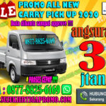PROMO NEW CARRY TERBARU APRIL 2020