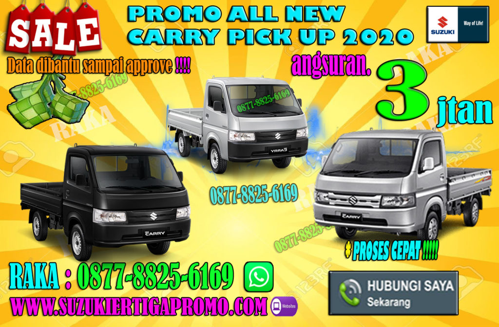 PROMO NEW CARRY MEI 2020