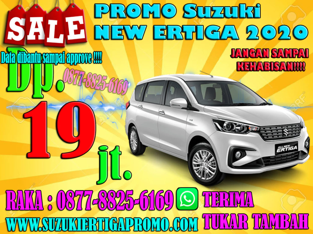 BROSUR NEW ERTIGA 2020 SEPTEMBER